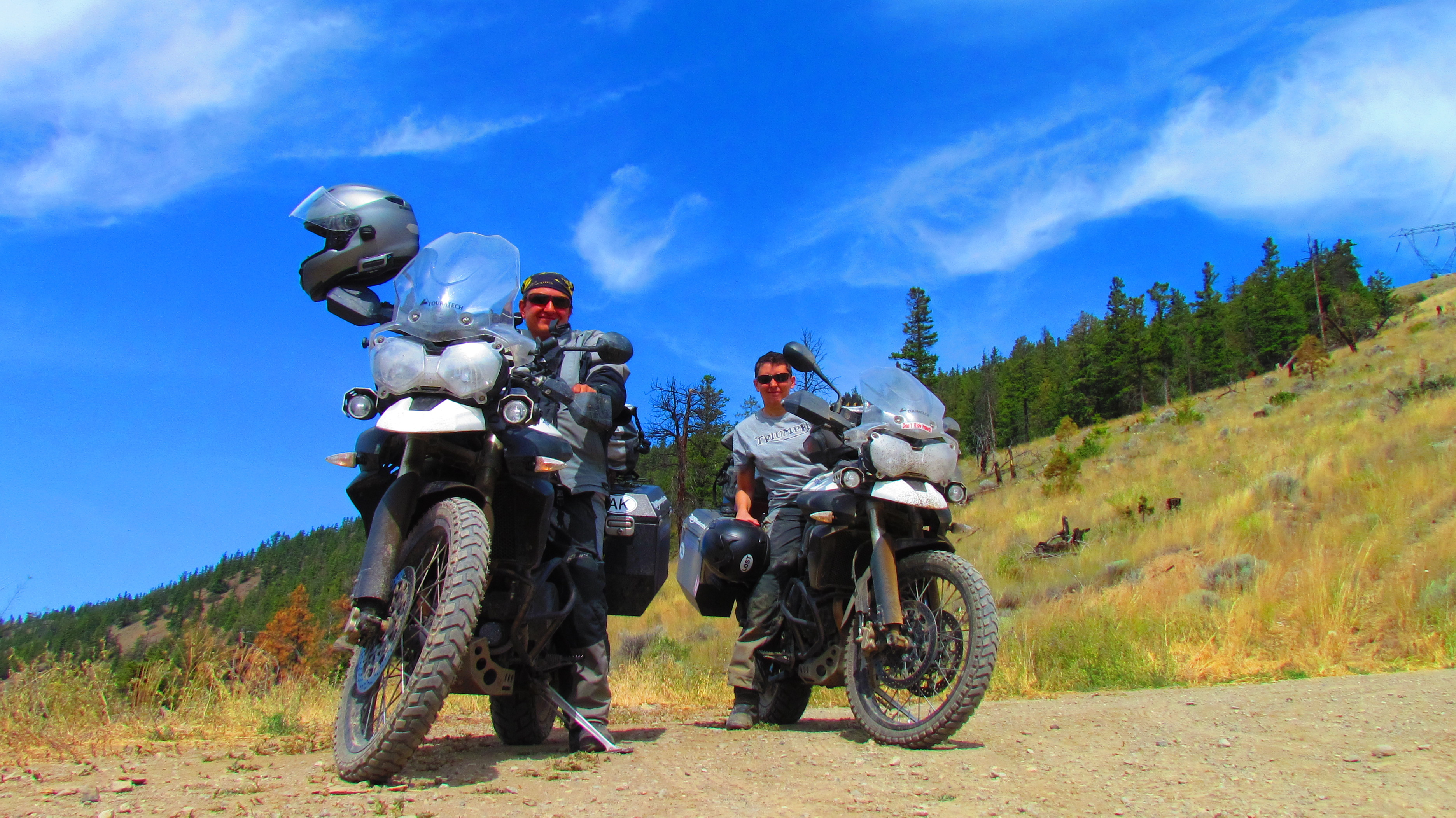 triumph tiger 800xc review | advgrrl motorcycle adventures & more