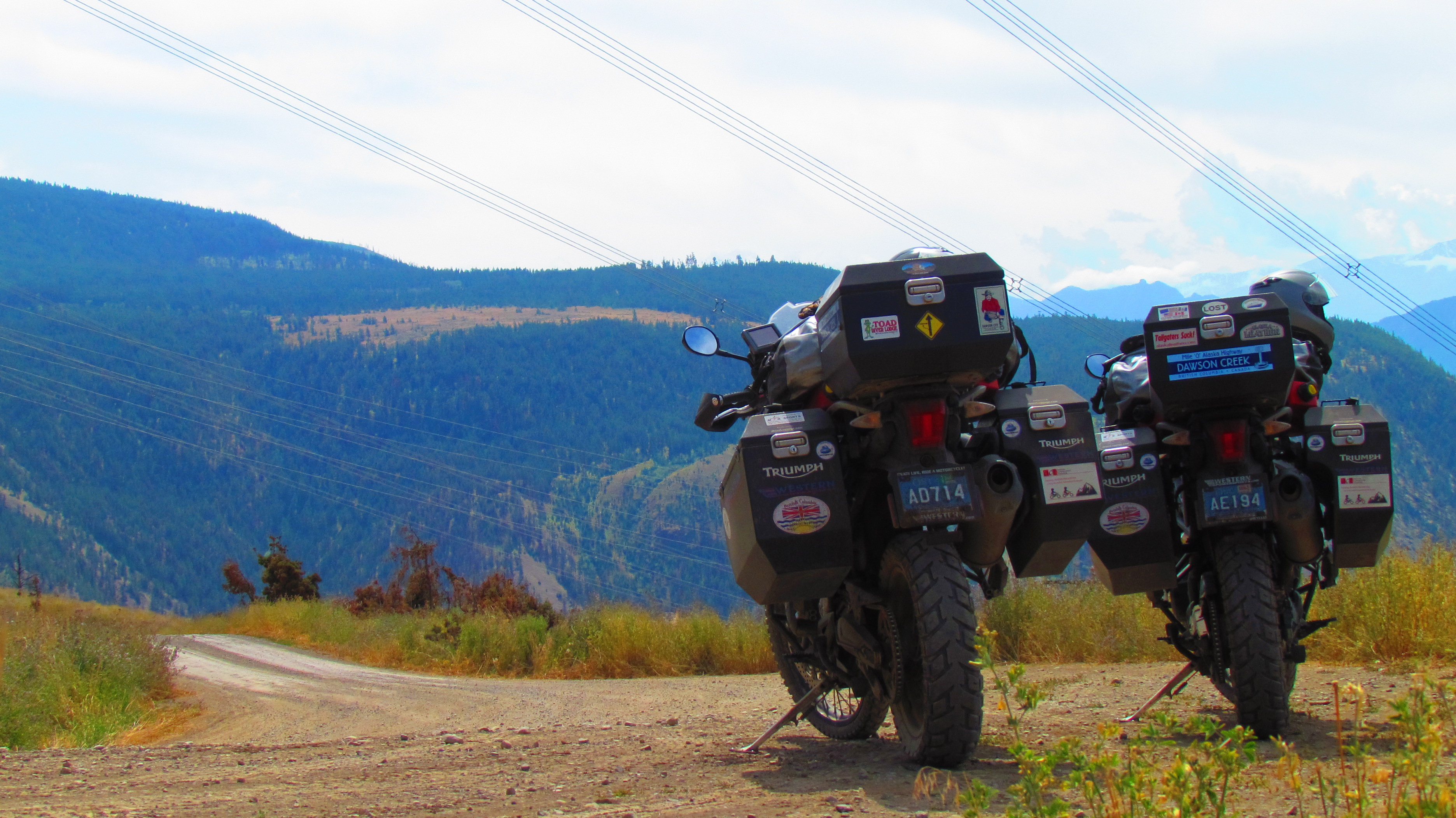 Triumph Tiger 800xc Review Advgrrl Motorcycle Adventures More