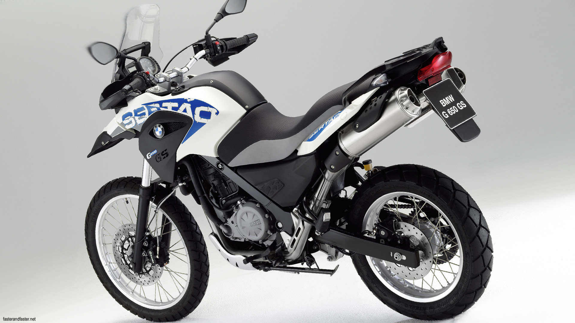 2012 Bmw G650gs Sertao Now This Looks Like A Fun Bike To