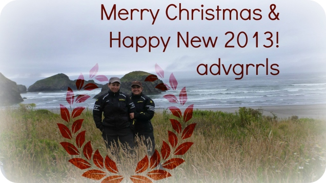 advgrrls 2013 holiday