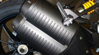 Ducati pipes