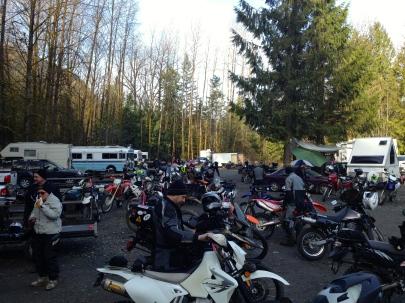 200 riders