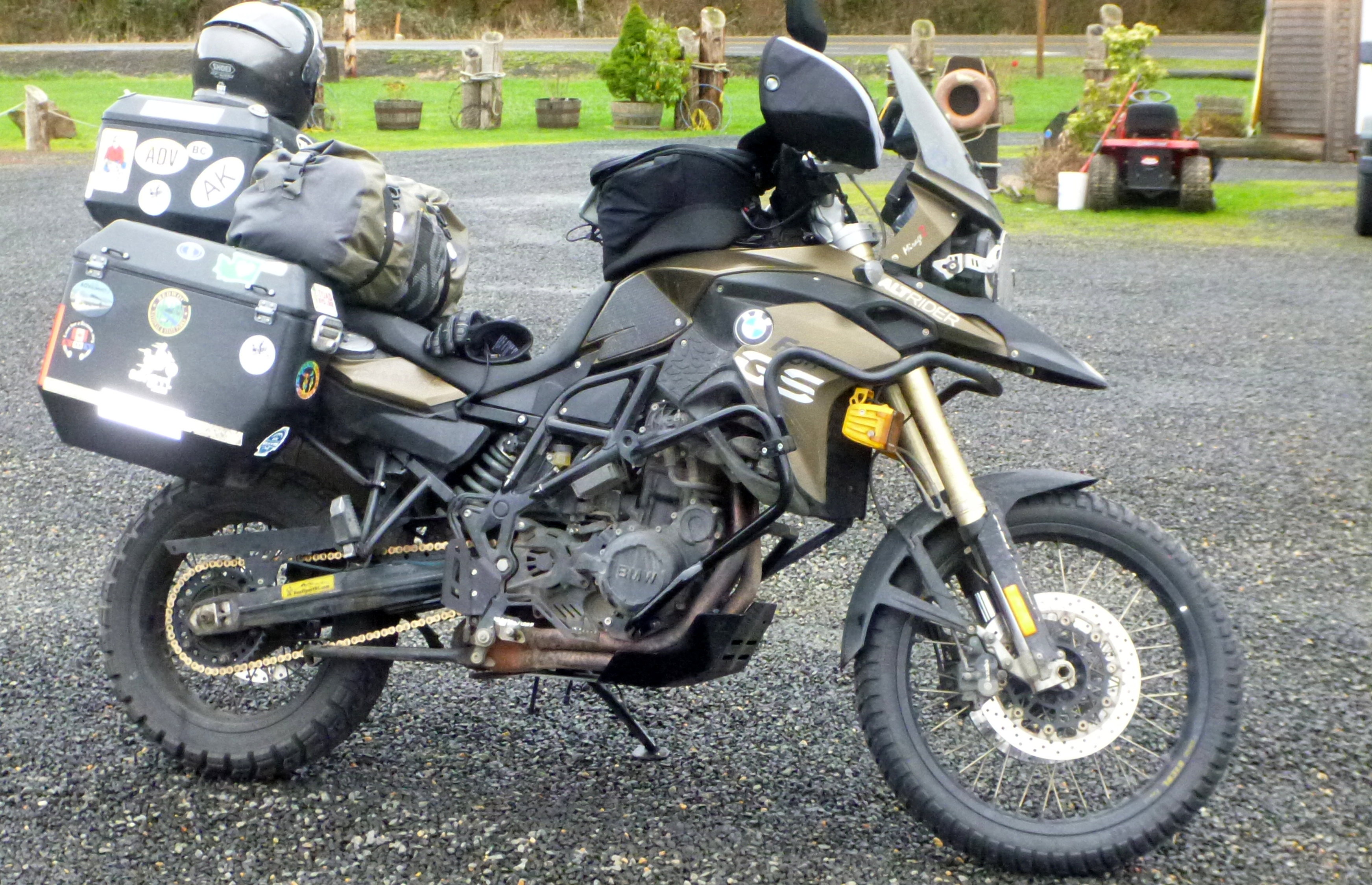 13 Bmw F800gs For Sale Loaded Bmw S1000rr Riders